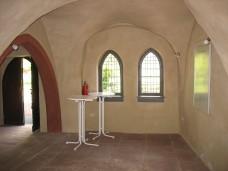 Alte Kapelle von innen