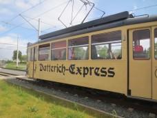 Vereinsausflug mit dem Datterich-Express 2015